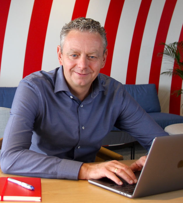 Lenze Boonstra - Co-founder InDomo